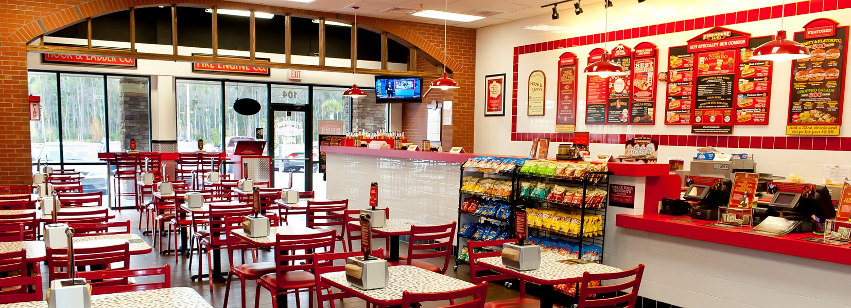 FIREHOUSE SUBS FEATURED IN ENTREPRENEUR