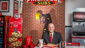 PODCAST: FIREHOUSE SUBS' DON FOX ON THE IMPACT OF THE TAKEOUT TREND