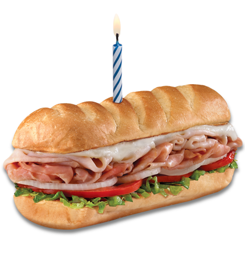 FIREHOUSE SUBS® LIGHTS THE CANDLES IN CELEBRATION OF ITS  NEW AND IMPROVED BIRTHDAY PROGRAM