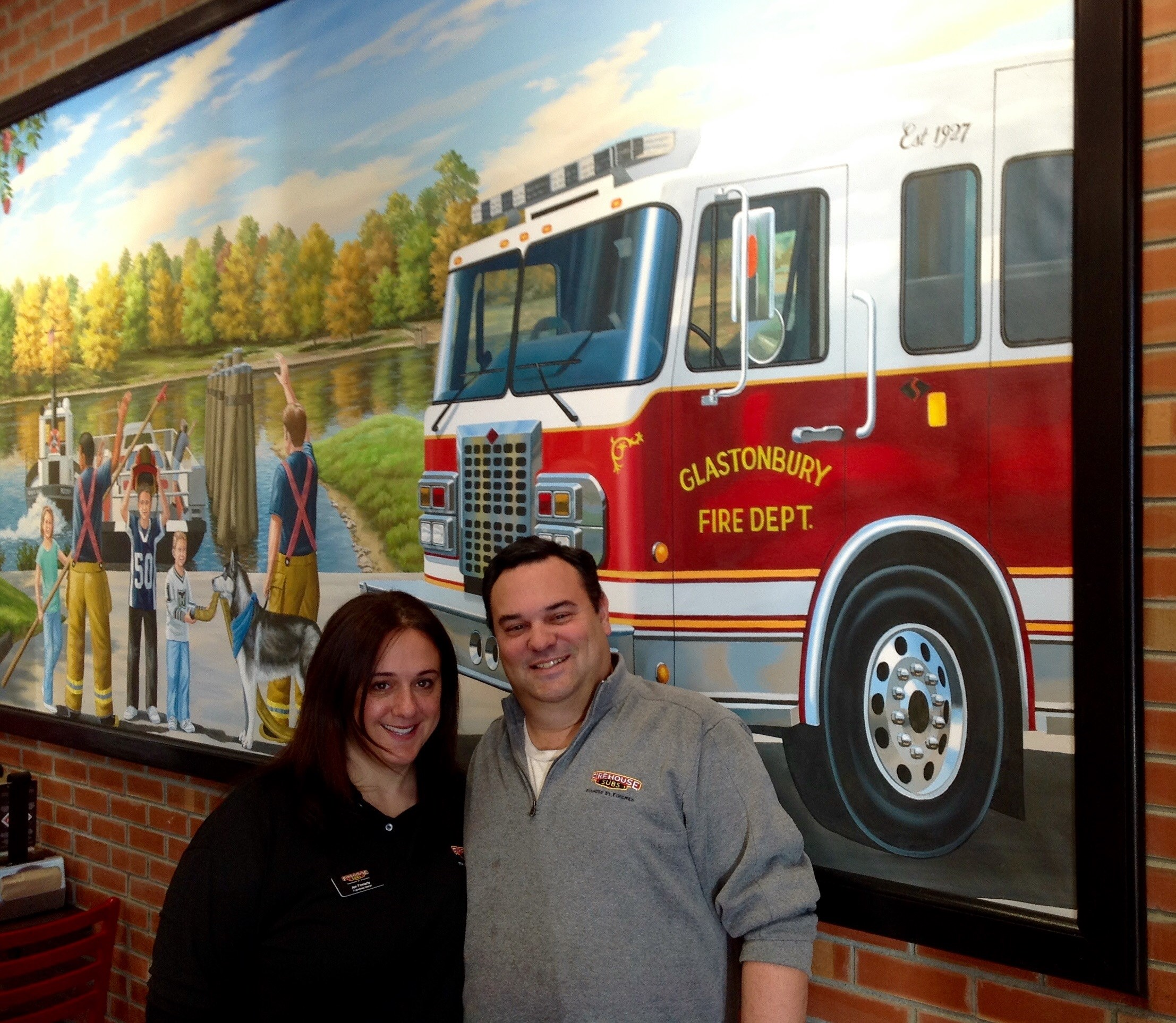 FIREHOUSE SUBS® IGNITES FLAVOR INFERNO IN 44TH STATE WITH FIRST CONNECTICUT RESTAURANT