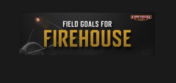 FIREHOUSE SUBS FEEDS JAGS FANS WITH THIRD ANNUAL FIELD GOALS FOR FIREHOUSE