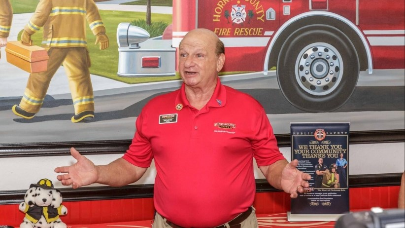 ENTREPRENEUR MAGAZINE FEATURES FIREHOUSE SUBS FRANCHISEE: A MARINE AND 9/11 FIREFIGHTER WHO GOT A SECOND CAREER MAKING OTHERS FEEL AT HOME