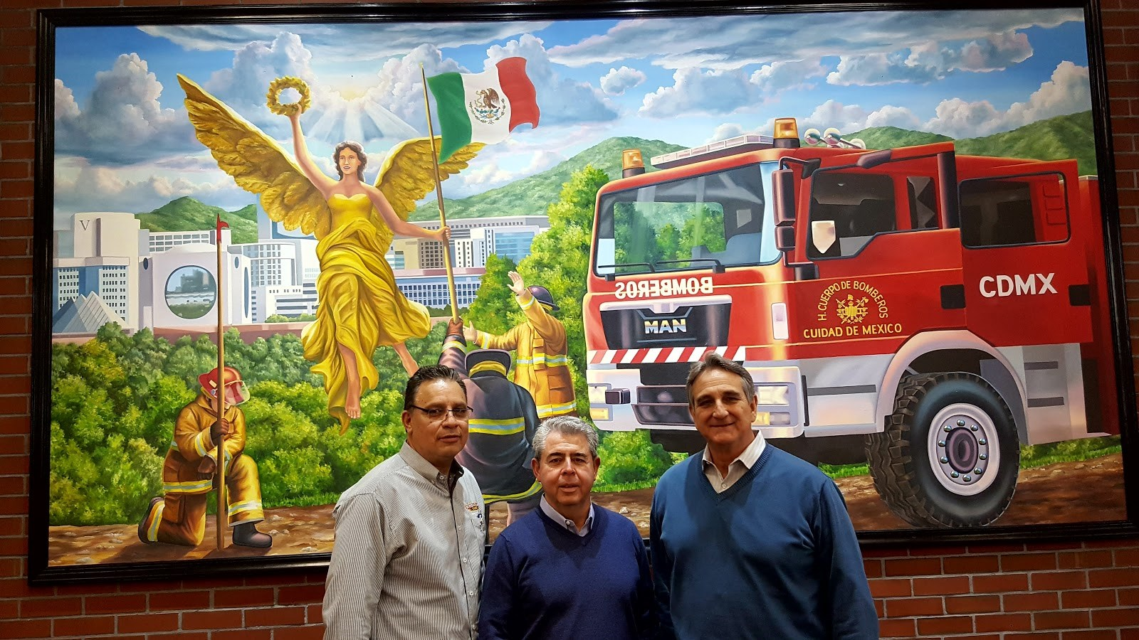 FIREHOUSE SUBS STARTS 2017 STRONG:  INTERNATIONAL EXPANSION INTO MEXICO AND NO. 1 OVERALL BRAND RANKING