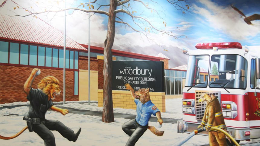 WOODBURY FIREHOUSE SUBS GIVES BACK TO COMMUNITY
