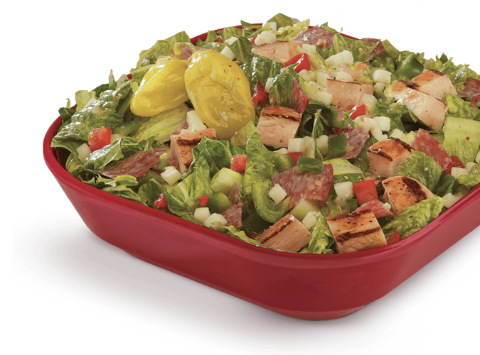 Italian with Grilled Chicken Salad™