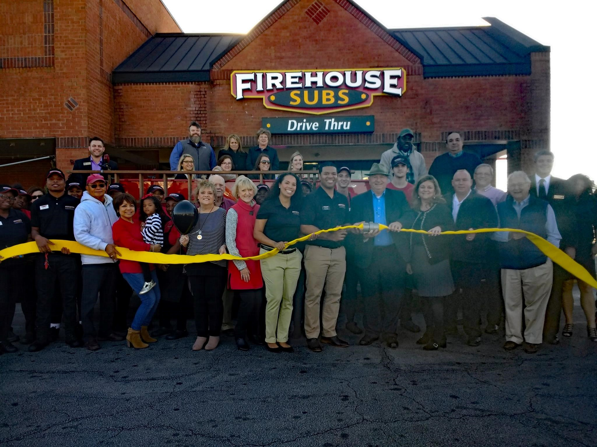 ARMY VETERAN OPENS NEW FIREHOUSE SUBS IN PERRY