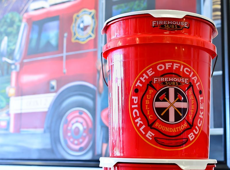 MOULTRIE FIREHOUSE SUBS LOCATION LEADS COMPANY IN DONATIONS