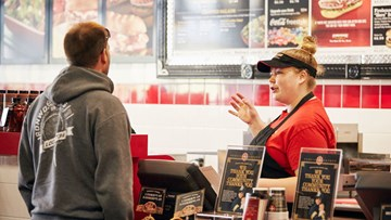 FIREHOUSE SUBS EARNS TOP RANK IN CUSTOMER SERVICE