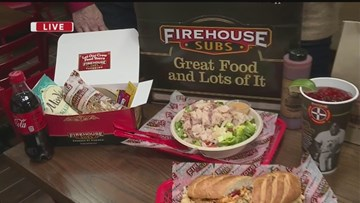 FIREHOUSE SUBS OPENS IN BOARDMAN, OH
