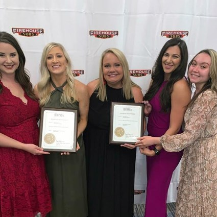 FIREHOUSE SUBS® PUBLIC RELATIONS WIN BIG IN FLORIDA