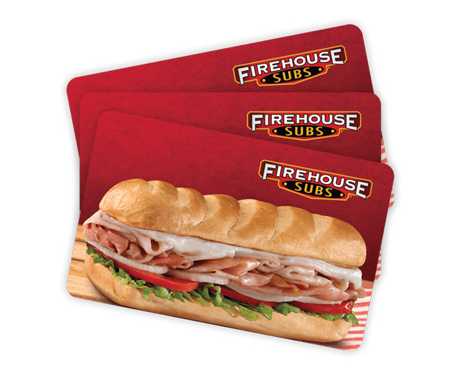 Firehouse Funds® Gift Cards